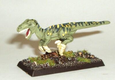 Amazon Miniatures Raptor