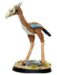 Wargames Foundry Terror Bird