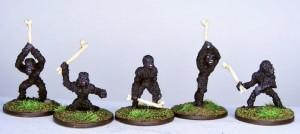 Khurasan Miniatures Hominids