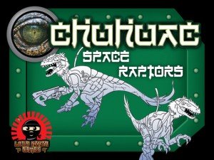 Loud Ninja Games - Space Raptors