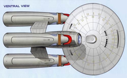 Vessels Of Starfleet 24th Century Classes Part 1